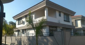 3BHK villa with surrounded Small garden on the plot of 2500 sq.ft.